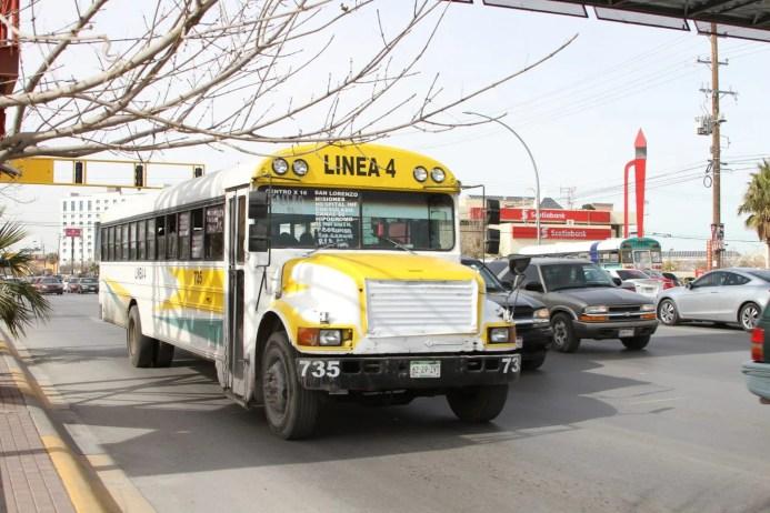 Transporte Público ha sacado de circulación a 75 camiones