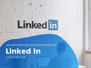 Advantages and Disadvantages of Linked In