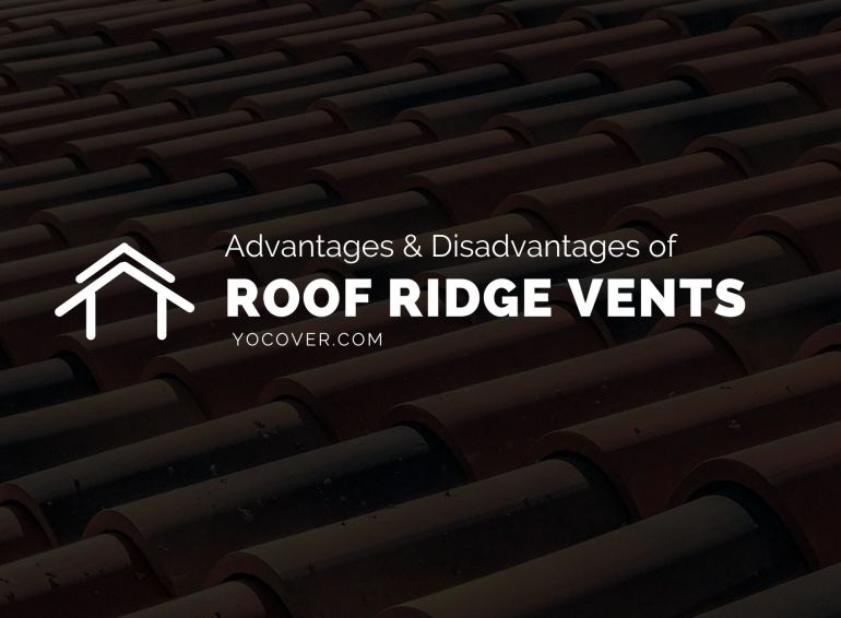 Advantages and Disadvantages of Roof Ridge Vents