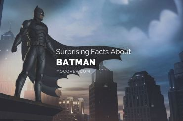 facts about batman