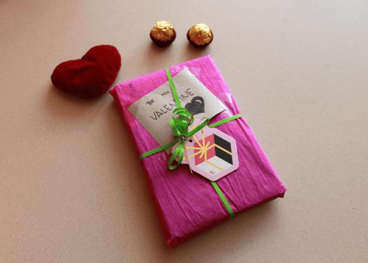 Un regalo de San Valentín muy especial
