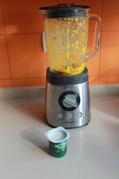 bizcocho yogur