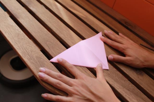 triángulo doble