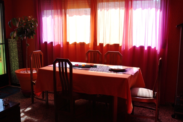 cortinas finas ligeras