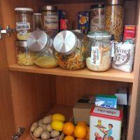 Organizar la despensa - un lugar clave durante la cuarentena