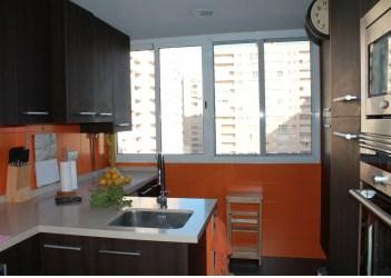 naranja cocina mi casa decoro ventana hogar yo