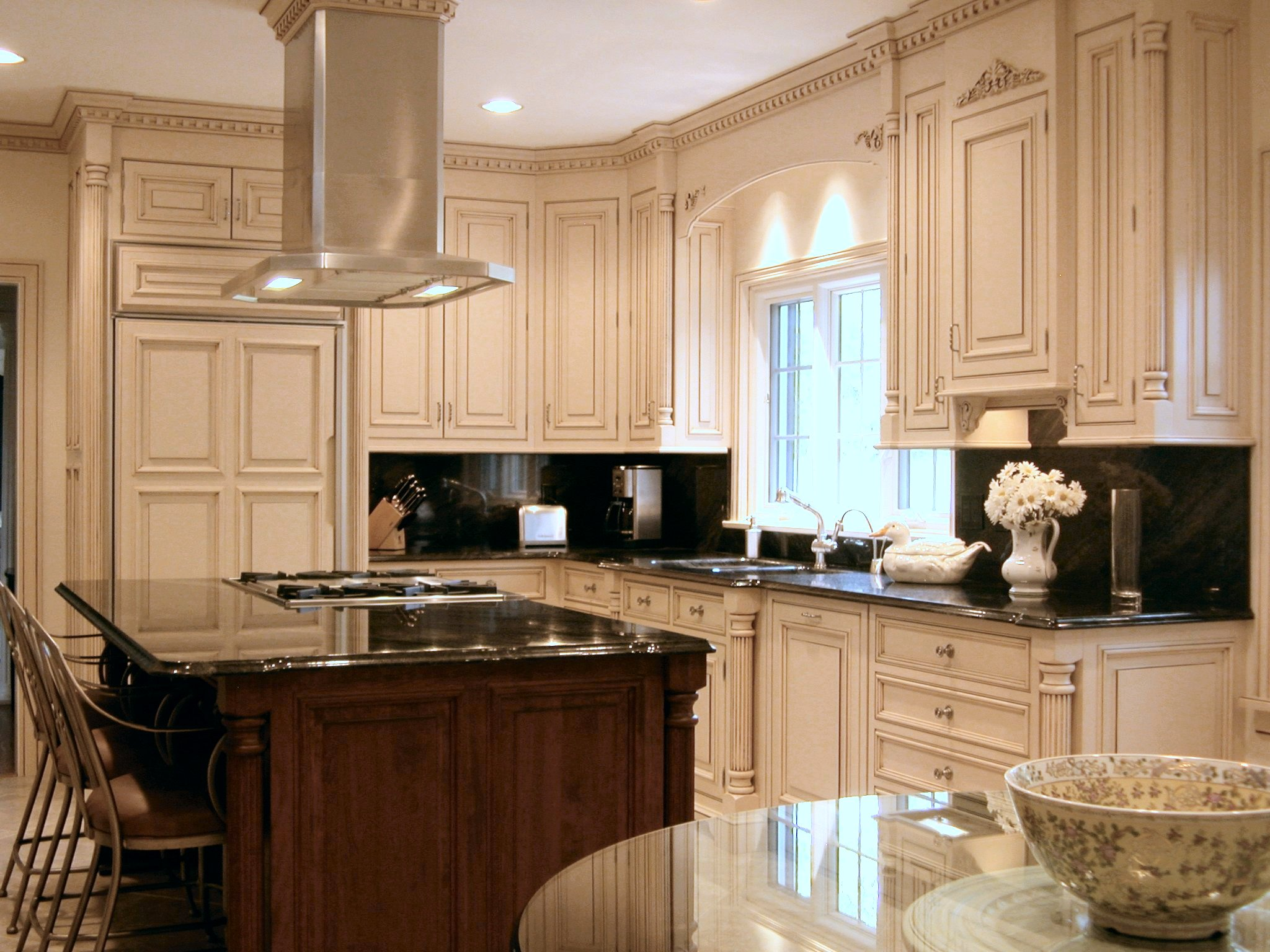 Great Kitchens Yoder Cabinets