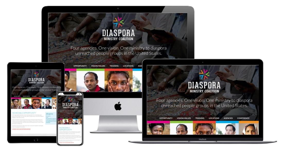 Diaspora Ministry Website