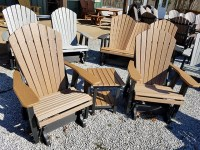 Outdoor Poly Patio Furniture   Yoders Dutch Barns