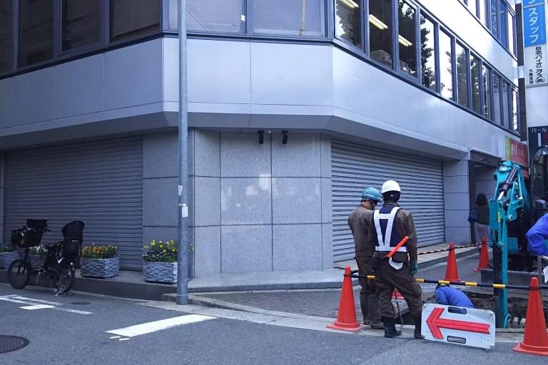 プロント新大阪店 跡地 外観