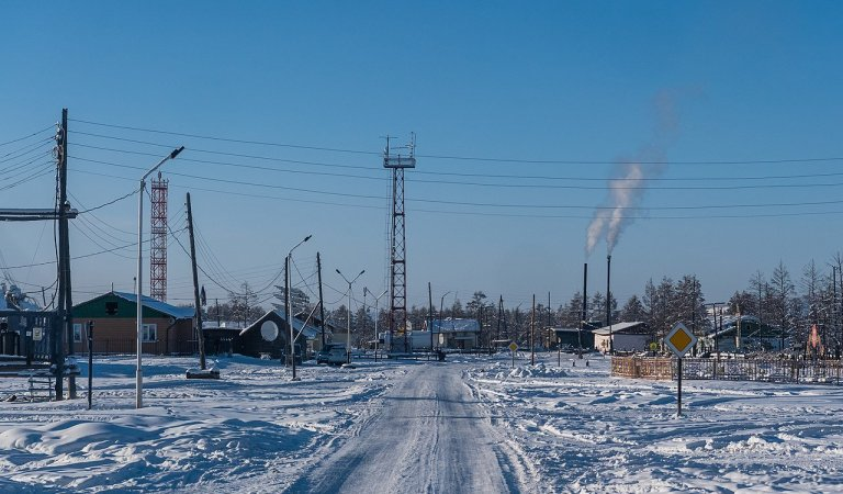 Oymyakon – The Coldest City On Earth