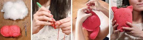 ganchillo crochet amigurimi