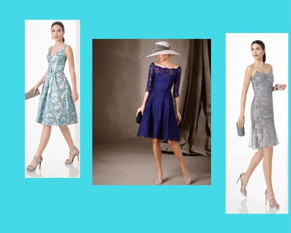 84e4fb3e0 Cuándo usar los vestidos cortos de gala - yo elijo Coser