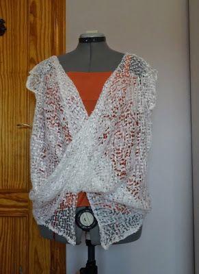 como hacer una blusa facil