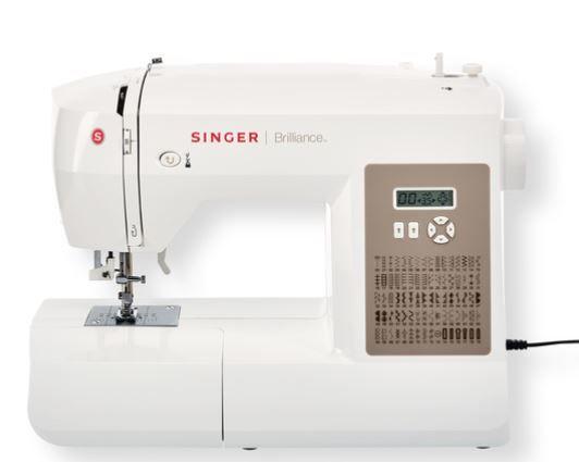 singer brillance oferta de máquina de coser electrónica