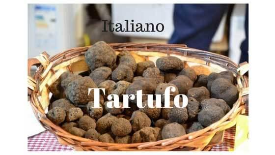 tartufo italiano