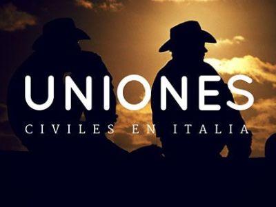Italia – Nueva Ley de Uniones Civiles