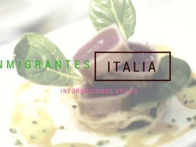 Inmigrantes en Italia – informaciones útiles