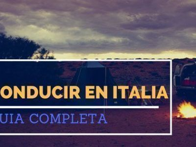Conducir en Italia – guia completa
