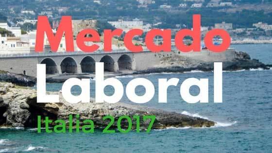 Italia – Mercado Laboral 2017