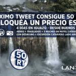 Ruleta LAN a Cataratas del Iguazú AR$2953