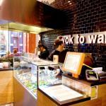 Wok To Walk en Amsterdam, comida asiatica deliciosa y barata.
