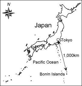 Islas Ogasawara o Bonin
