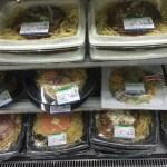 Comida elaborada por menos de 4 dolares en los almacenes de Tokyo