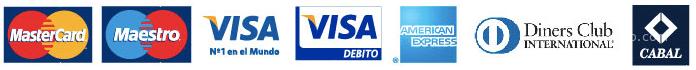 Duty Free Shop Ezeiza - tarjetas de credito