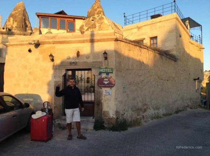 Hotel Turquaz, Goreme, Cappadocia, Turquia