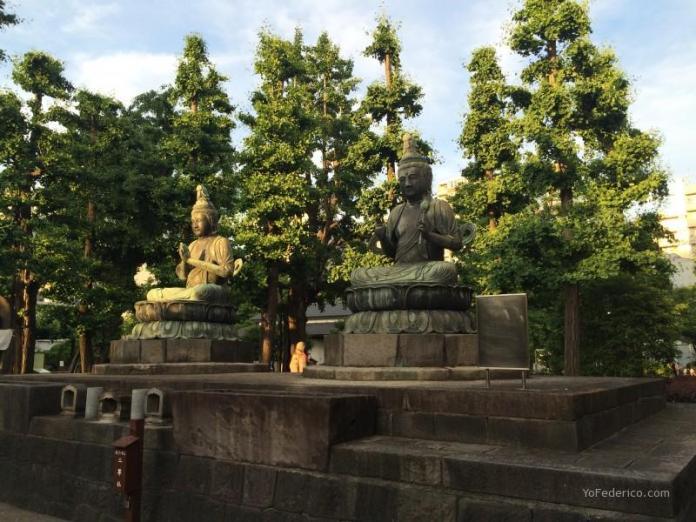 Asakusa, Templo Sensouji, Tokyo, Japon