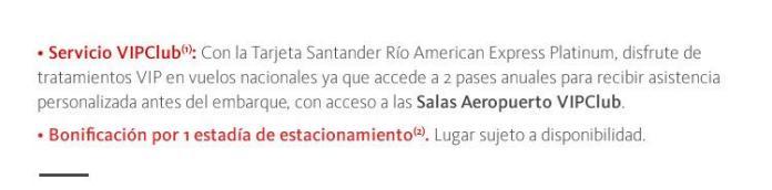 Aeropuertos VIP Club - SantaderRio
