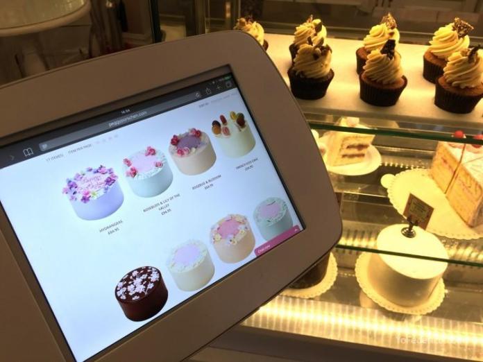 Peggy Porschen cakes, una excelente pastelería en Londres 3
