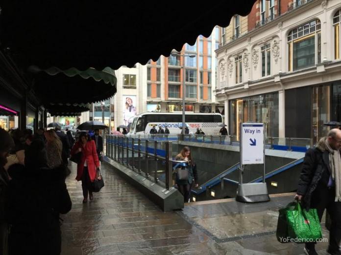 Harrods, las famosas galerías de Londres 3