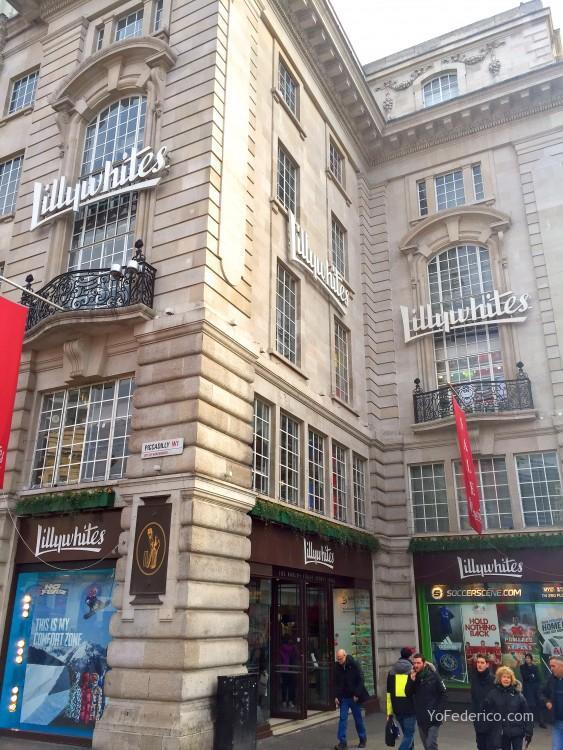 Lillywhites y SportsDirect, dos tiendas de ropa en Londres para no dejar de ir 1