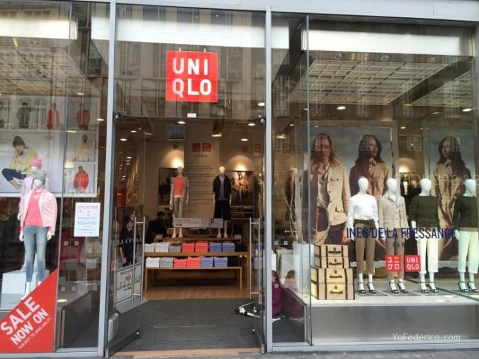 UNIQLO en Londres: irresistible! 2