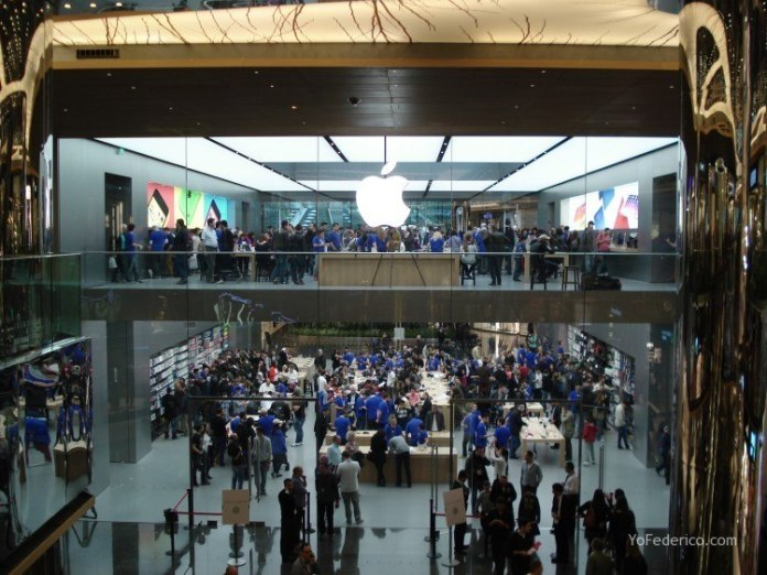 El Apple Store de Estambul 9