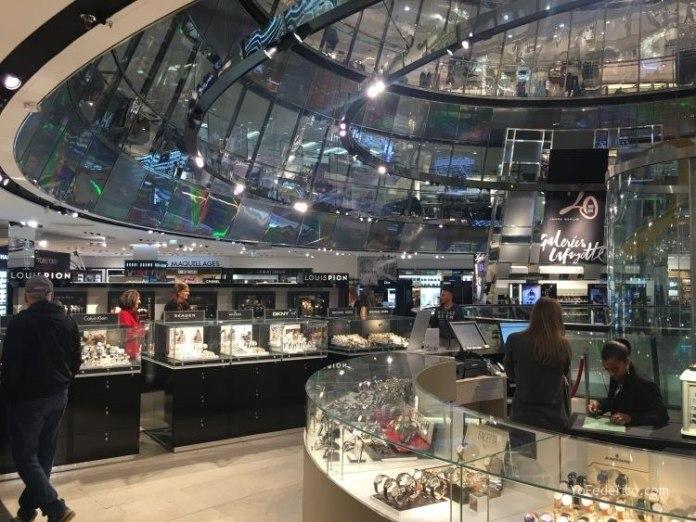 Las Galerías Lafayette de Berlín 5