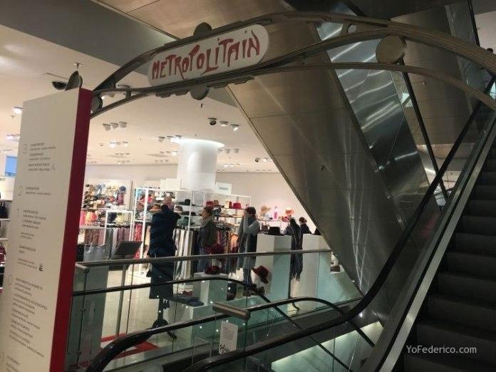Las Galerías Lafayette de Berlín 6