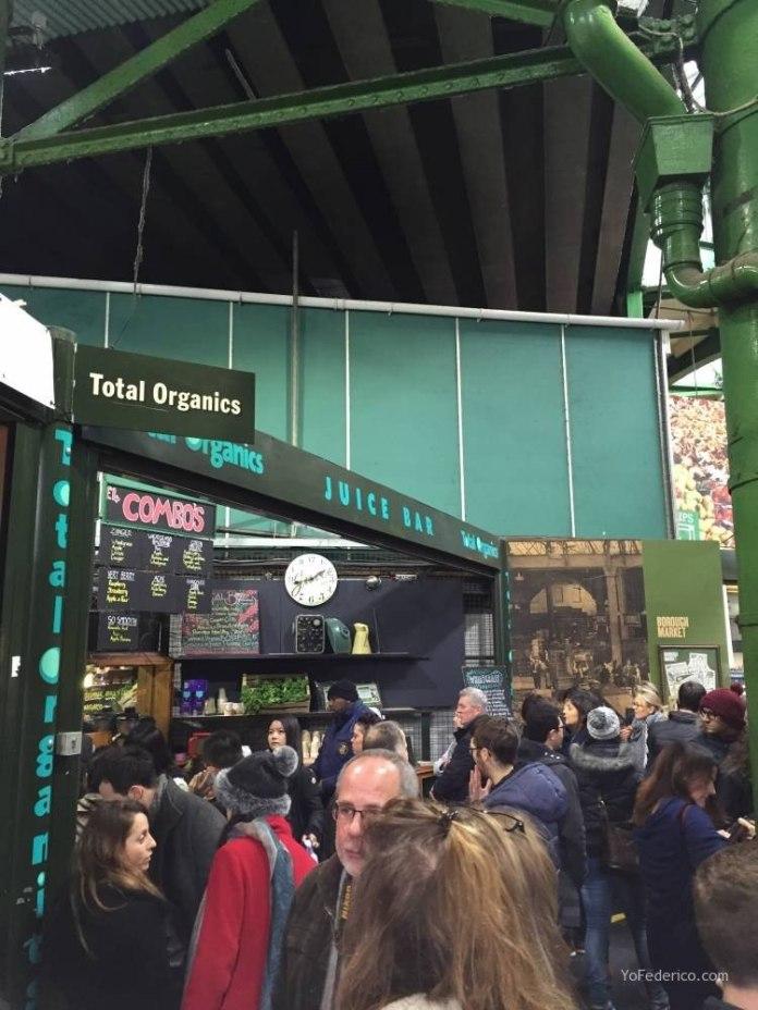 El Borough Market de Londres 9