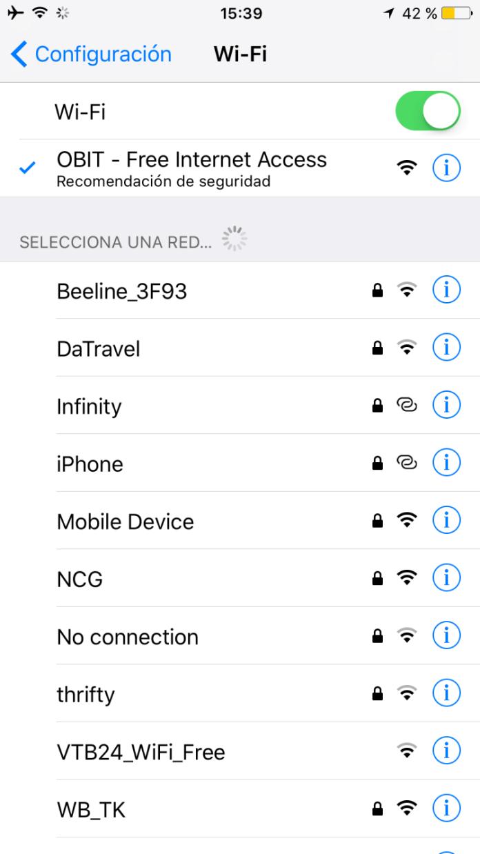 ¿Hay WiFi en el aeropuerto Pulkovo de San Petersburgo? 5