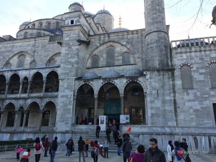 La Mezquita Azul de Estambul 14