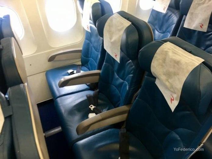 Vuelo de Praga a San Petersburgo en AeroFlot 6