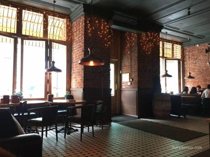City Grill, casa de las mejores hamburguesas de San Petersburgo 7