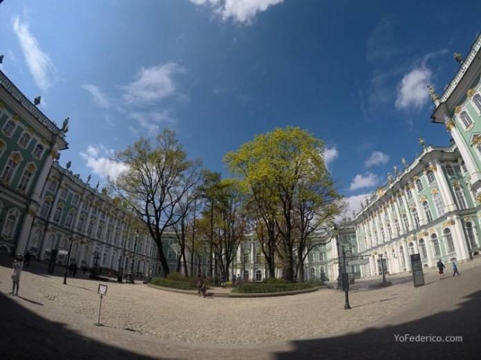 El Museo Hermitage de San Petersburgo 5