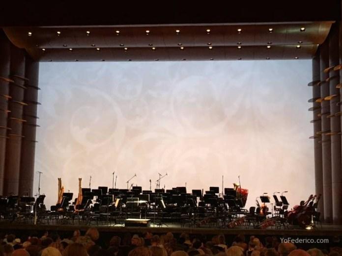 El teatro Bolshoi de Moscú 7