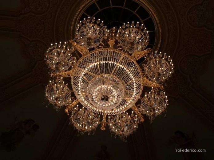 El teatro Bolshoi de Moscú 8