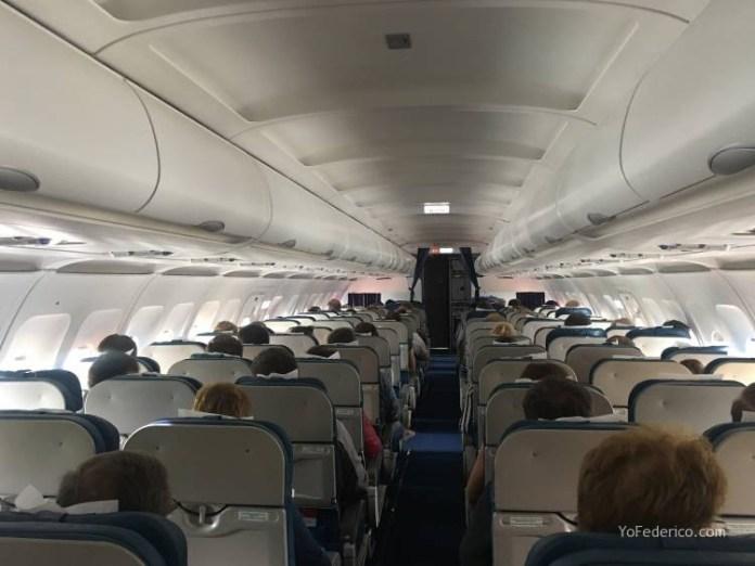 Vuelo desde Praga a San Petersburgo en Aeroflot 5
