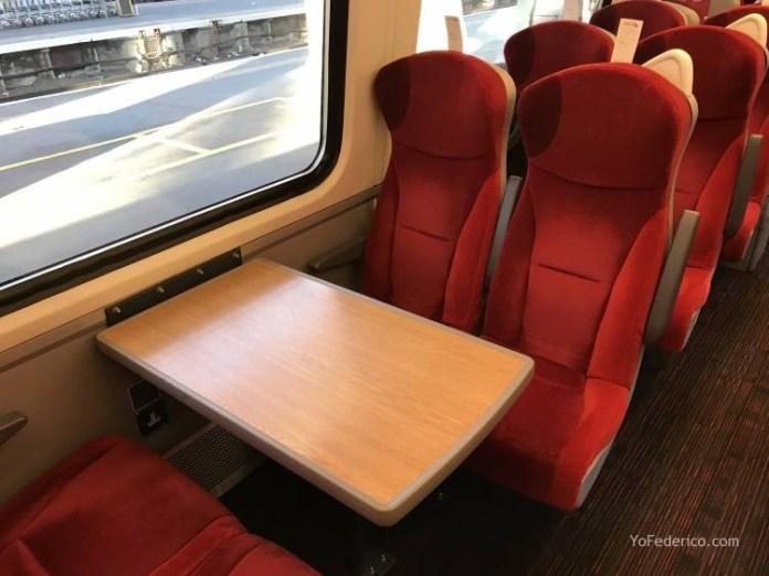 Cómo viajar en tren directo desde Londres a Edimburgo 9