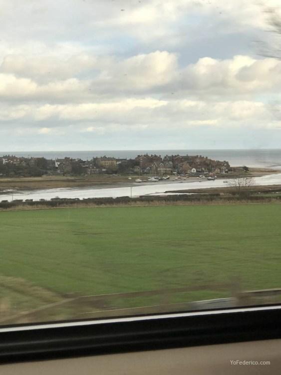 Cómo viajar en tren directo desde Londres a Edimburgo 14